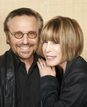 """Barry Mann and Cynthia Weil writers of the famous song, """"You've Lost That Lovin' Feeling.."""""""