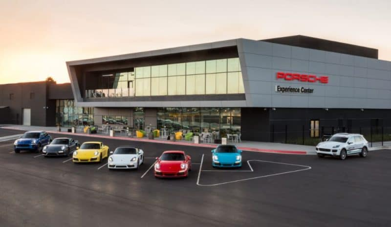 Porsche Experience Center- Los Angeles