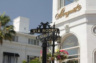 Rodeo Dr, Beverly Hills