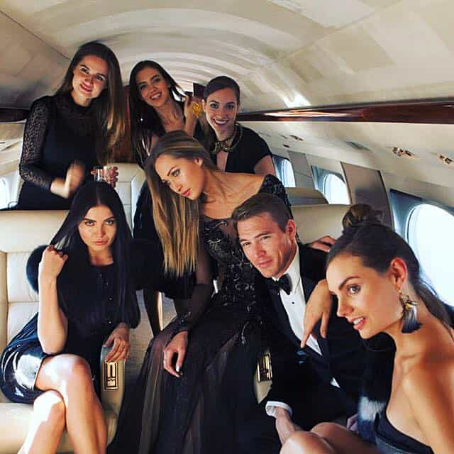 MACROS Jets: The Ultimate in Jet Charter and Sales