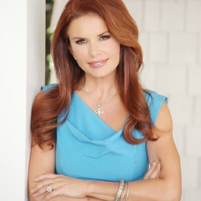SON of God Producer and Mary, mother of Jesus, Roma Downey