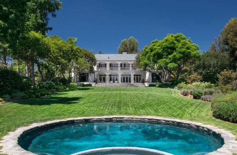 $79,000,000 Bel Air Mansion