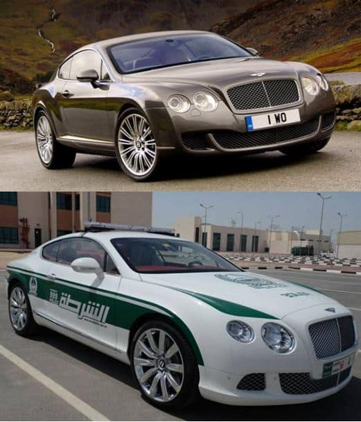 Luxury Cars Bentley Car Cars: Luxury Dubai Police Cars ⋆ Beverly Hills Magazine