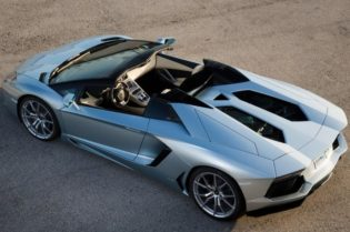 Luxury Supercars in Nice, French Riviera
