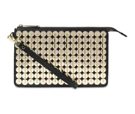 BUY Your Gold & Black Clutch Today!