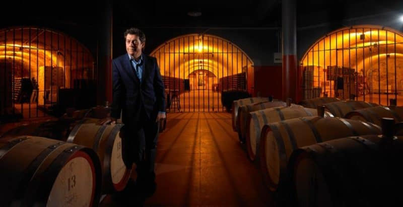 Penfolds Chief Winemaker, Peter Gago