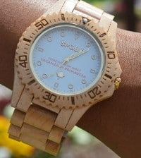 Cool New Wooden Watches