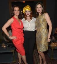 Christina Hendricks and Friends