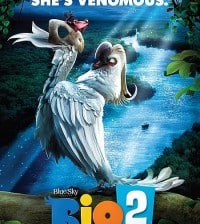 RIO 2 on DVD now!