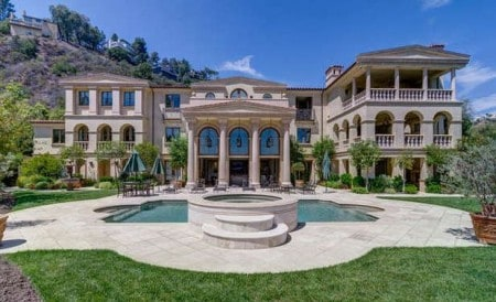 Real Estate Beverly Hills Mansions Bel Air Real Estate Dream Homes 95