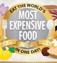 World's Most Expensive Food