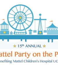 Mattel Party on the Pier