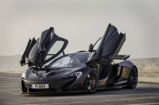 Ultimate Dream Cars: McLaren P1