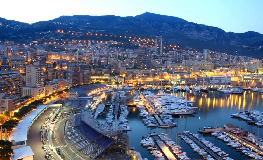 Travel to Monaco