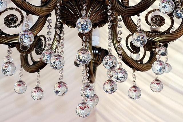Sparkling Crystal Chandelier