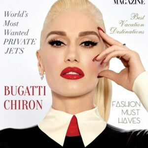 Beverly Hills Magazine Special Annual Print Edition 3beverlyhills #beverlyhillsmagazine #bevhillsmag #gwenstefani