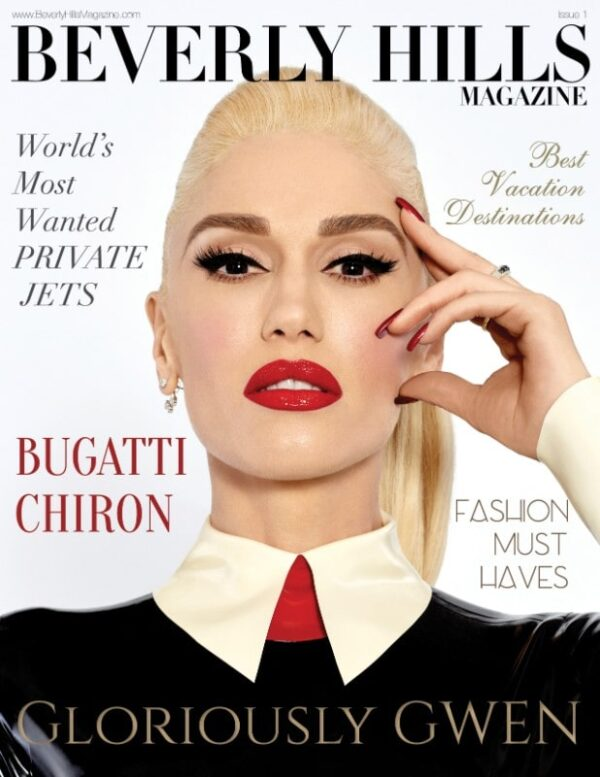 Beverly Hills Magazine Special Annual Print Edition 3beverlyhills #beverlyhillsmagazine #bevhillsmag #gwenstefani