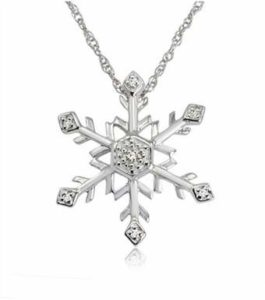 Snowflake Necklace. BUY NOW!!!