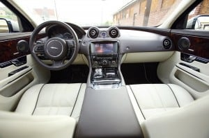 Luxury Motors: Jaguar-XJ Interior