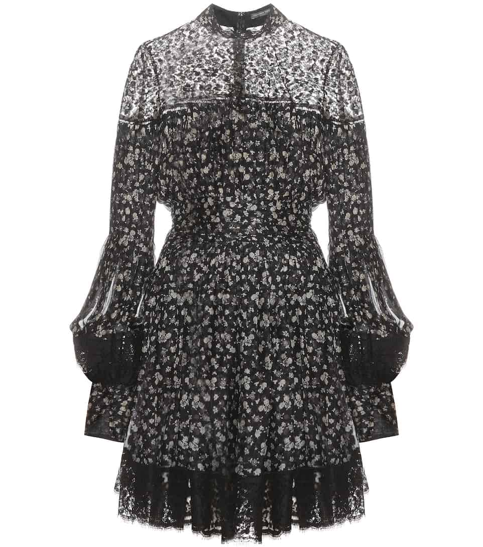 Alexander McQueen Silk Dress. BUY NOW!!! #shop #fashion #style #shop #shopping #clothing #beverlyhills #shop #clothes #shopping #beverlyhillsmagazine #bevhillsmag #dress #styles #instyle #dresses #shop #clothes #shopping
