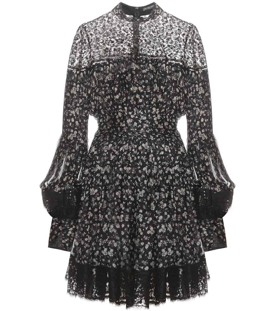 Alexander McQueen Silk Dress. BUY NOW!!! #shop #fashion #style #shop #shopping #clothing #beverlyhills #shop #clothes #shopping #beverlyhillsmagazine #bevhillsmag #dress #styles #instyle #dresses #shop #clothes #shopping
