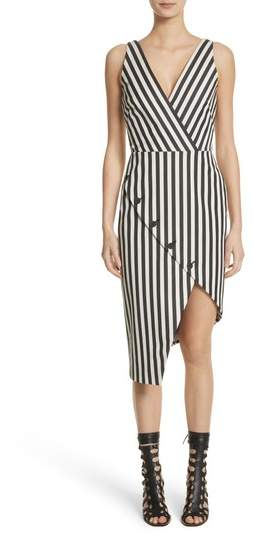 Altazurra Striped Dress. BUY NOW!!! #BevHillsMag #beverlyhills #beverlyhillsmagazine #fashion #style