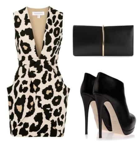 Lovely Leopard Print Style