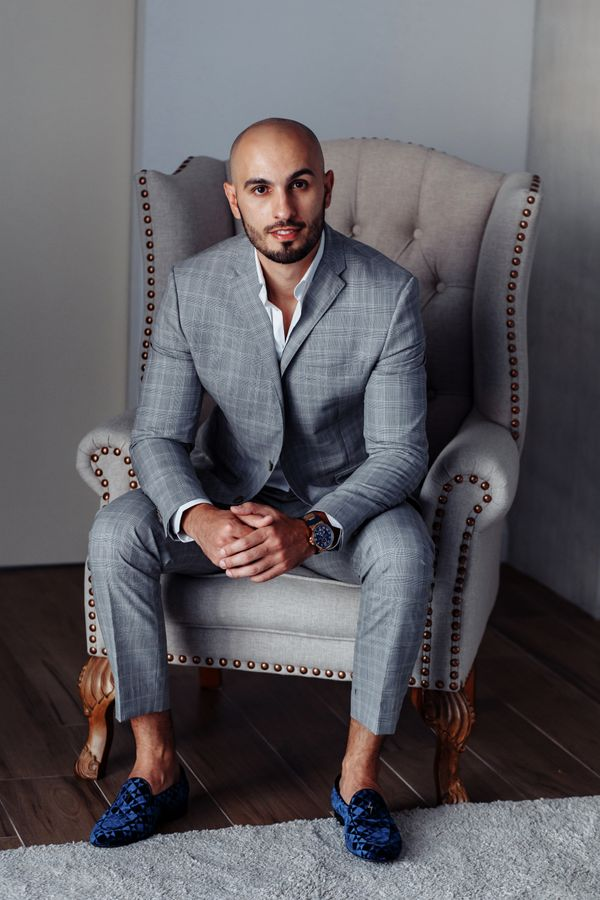 The Success Story of Amir Allahverdi #business #success #entrepreneur #bevhillsmag #beverlyhills #beverlyhillsmagazine
