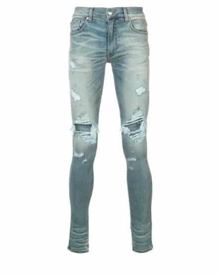 Amiri Skinny Jeans For Men. BUY NOW!!! #fashion #style #shop #styles #styleformen #manstyle #styles #shopping #clothes #clothing #guystuff #beverlyhills #beverlyhillsmagazine