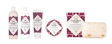 Nubian Heritage Goat's Milk & Chai Collection #beverlyhills #beverlyhillsmagazine #fashion #style #hollywood #holidays #giftguide #holidaygiftsguide #giftideas #gifts