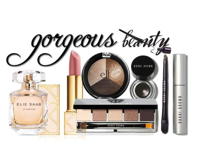 Get Gorgeous with Beauty Products