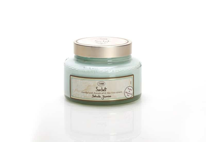 Sabon's sorbet body gel is the perfect delicacy for warm summer days