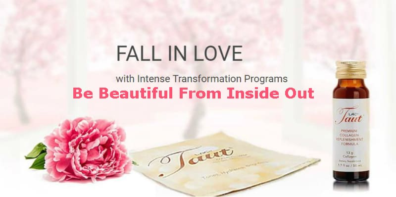 "Collagen Drink and More! ""Be Beautiful From Inside Out"""