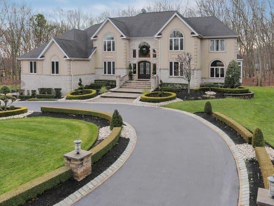 Nightlife Entrepreneur Lists NJ Mansion