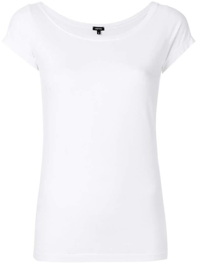 Aspesi Basic T Shirt. BUY NOW!!! #BevHillsMag #beverlyhillsmagazine #fashion #style #shopping