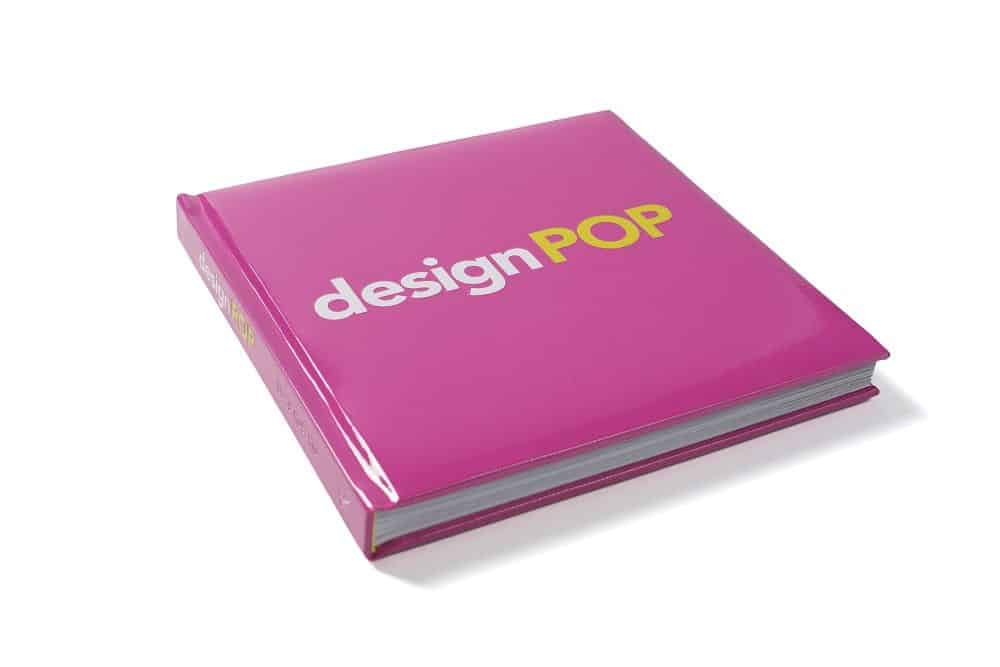 New book, designPOP