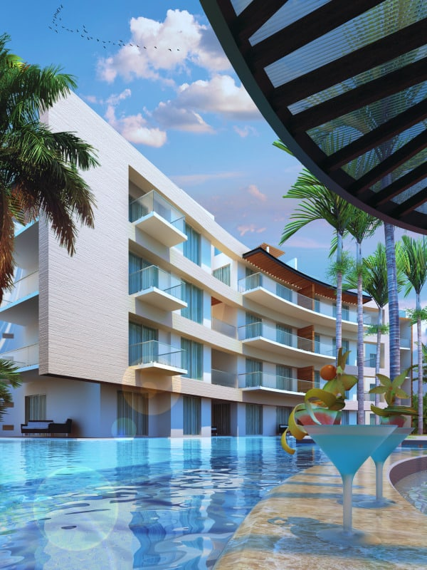 Azul Fives Hotel by Karisma in Playa del Carmen