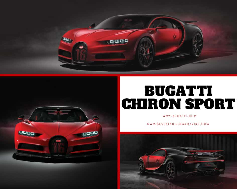 #Bugatti Chiron Sport #beverlyhills #beverlyhillsmagazine #bevhillsmag #bugattichiron #dream #cars #racecar #cool #car