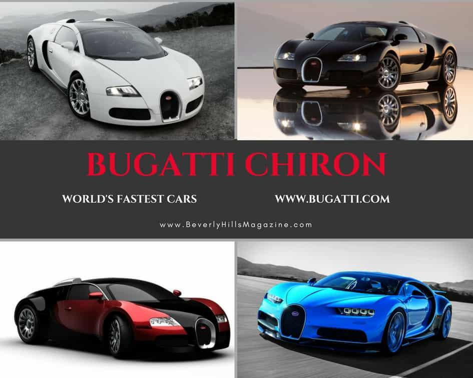World's Fastest Cars: Bugatti Chiron #beverlyhills #beverlyhillsmagazine #bevhillsmag #bugatti #dream #cars #racecar #cool #car