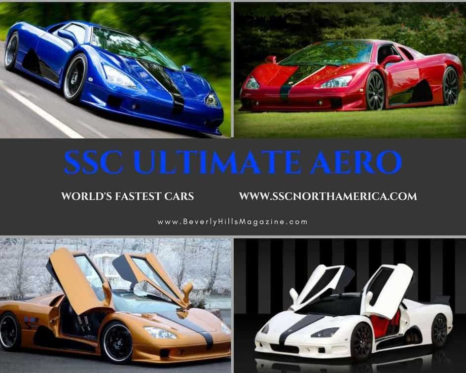 World's Fastest Cars: SSC Ultimate Aero #beverlyhills #beverlyhillsmagazine #bevhillsmag #koenigsegg #dream #cars #racecar #cool #car
