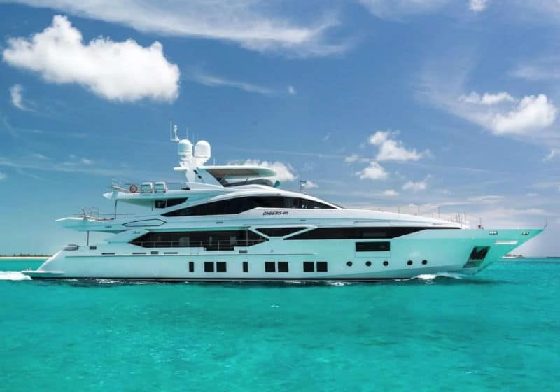 Benetti Veloce Yacht For Sale Beverly Hills Magazine