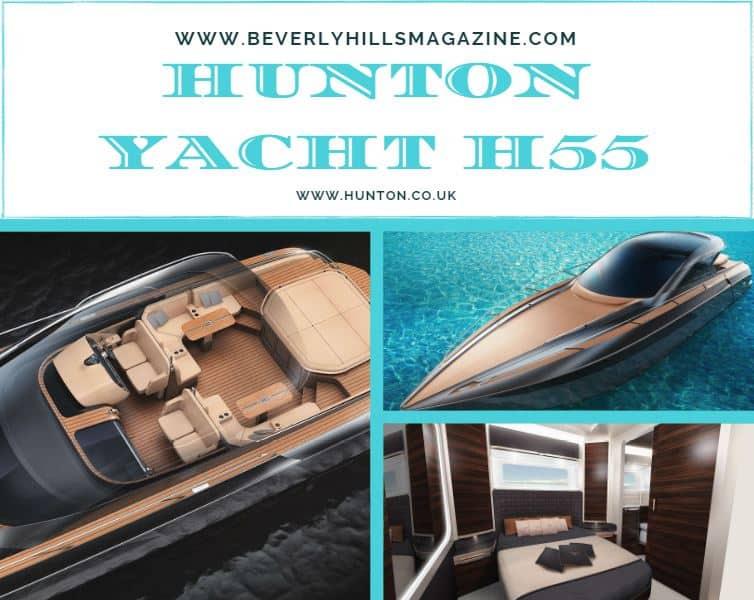 Hunton Yachts H55 #luxury #yachting #life #yachts #yachtcharter #yacht #luxury #life #yachtlife #yachtclub #travel #lifestyle #beverlyhills #BevHillsMag