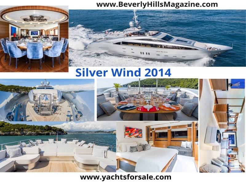 Silver Wind #beverlyhills #beverlyhillsmagazine #bevhillsmag
