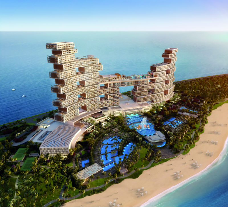 Dubai's Best Luxury Homes: The Royal Atlantis Residences #DUBAI #BEVERLYHILLS #DREAMHOMES #LUXURY #HOMES #beverlyhillsmagazine #bevhillsmag #royal #royalatlantis
