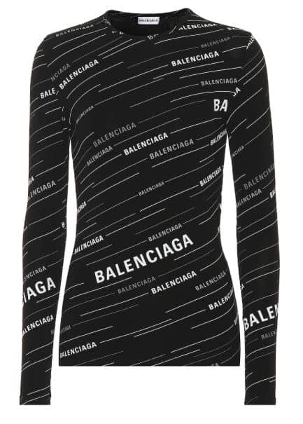 Balenciaga Top. BUY NOW!!! #fashion #style #shop #shopping #clothing #beverlyhills #shop #clothes #shopping #beverlyhillsmagazine #bevhillsmag #dress #styles #instyle #dresses #shop #clothes #shopping #shoes #handbags