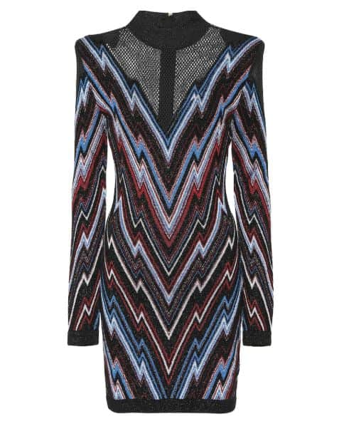 Balmain Knitted Mini Dress. BUY NOW!!!