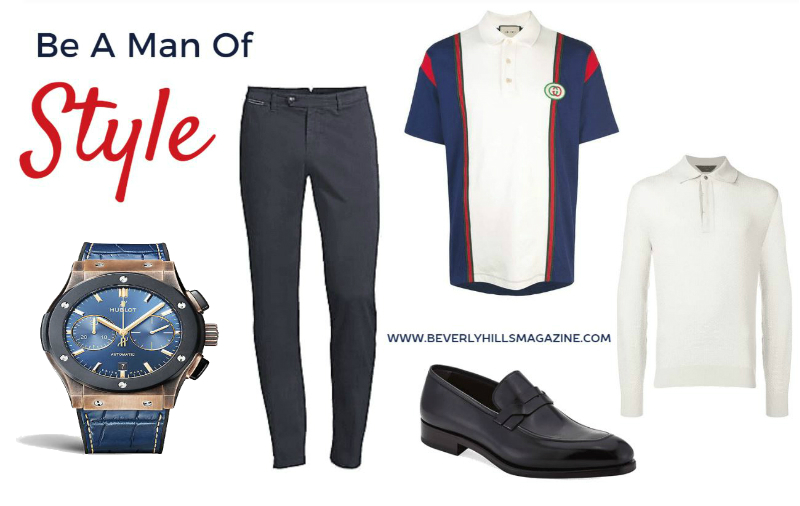 Be A Man Of Style