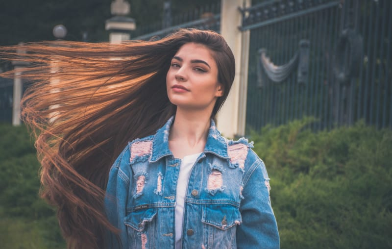 How To Add Volume To Your Hair Easily #beauty #beautiful #hair #haircare #beautyproducts #beverlyhills #bevhillsmag #beverlyhillsmagazine