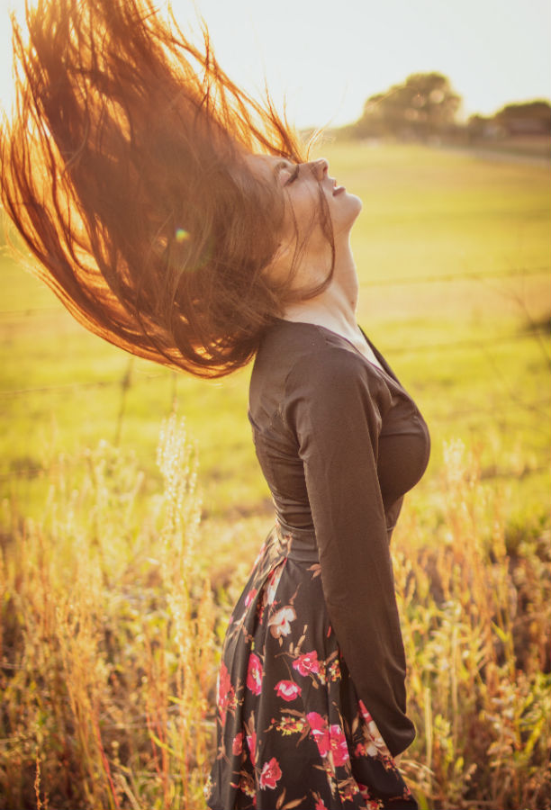 4 Hair Care Tips for Aging Hair