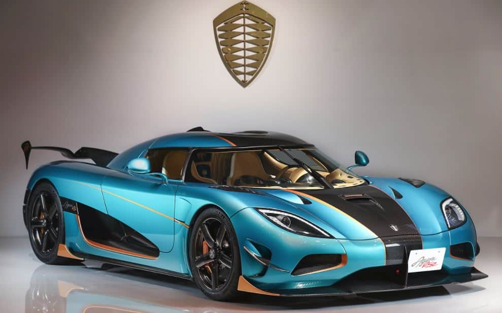 Shortened Cars >> Dream Cars: 2017 Koenigsegg Agera RS ⋆ Beverly Hills Magazine